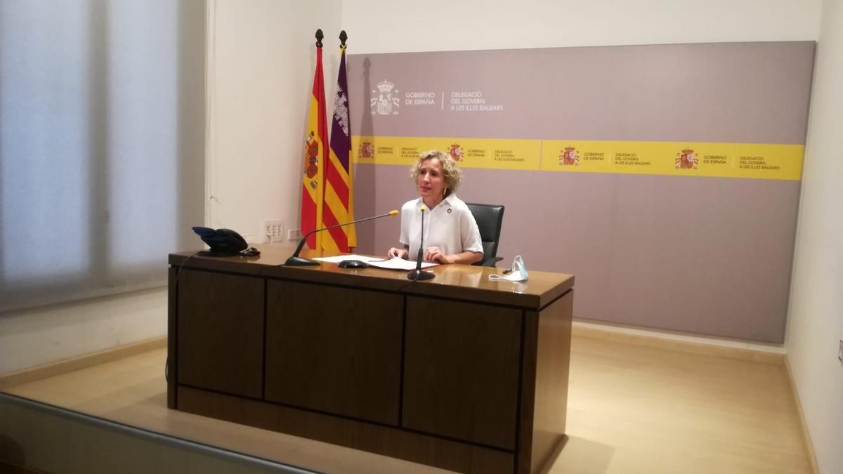 """BALEARES.-PGE.- Delegación del Gobierno califica de """"incierto"""" que Baleares se sitúe """"a la cola"""" en las inversiones"""
