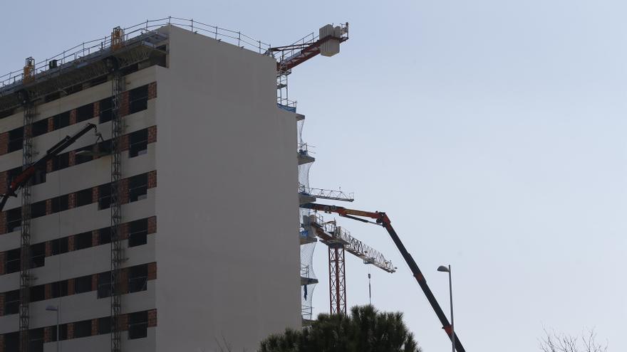 El precio de la vivienda usada crece un 0,6% en Canarias en noviembre