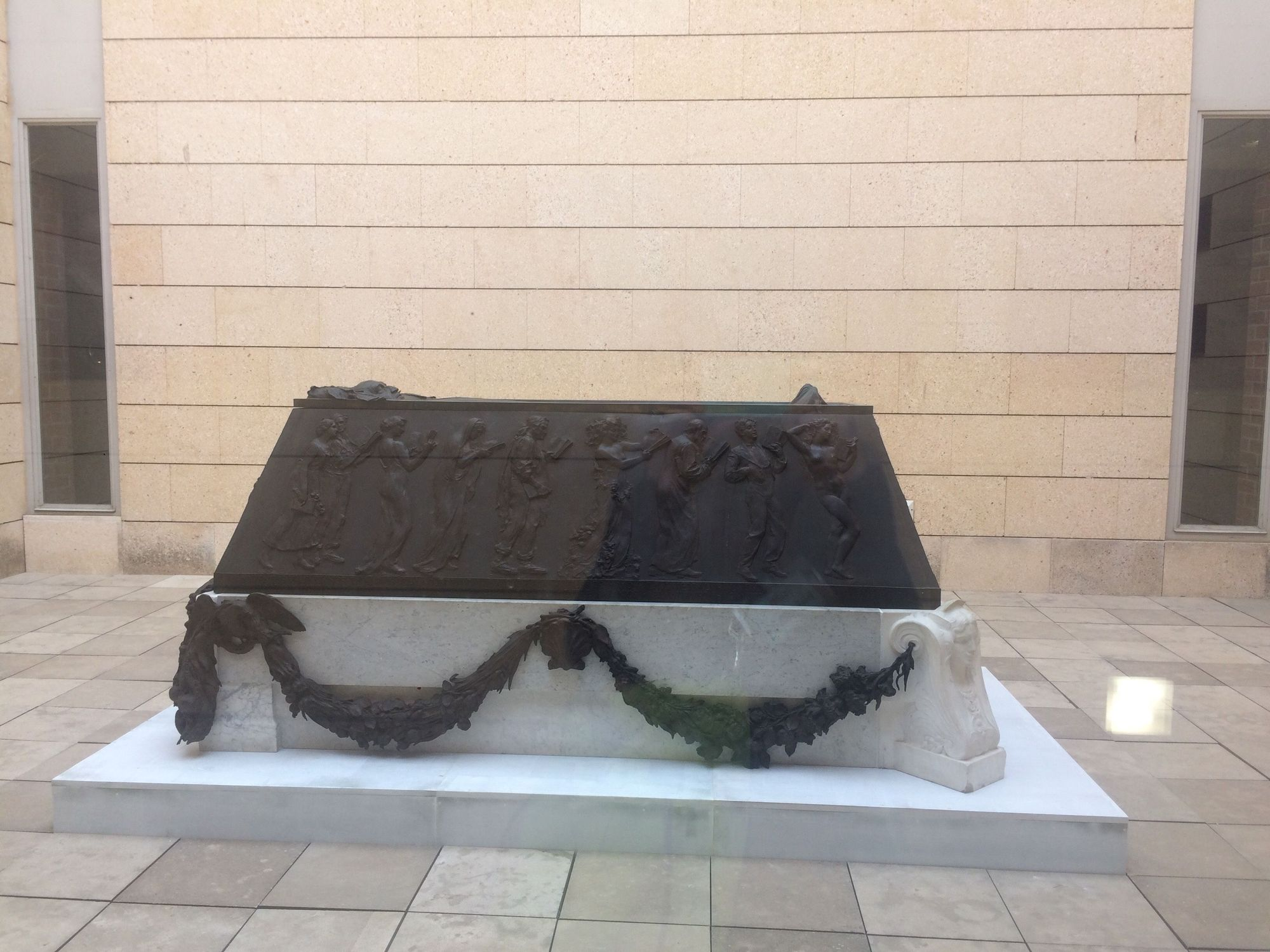 El sarcófago de Blasco Ibáñez y sus traslados