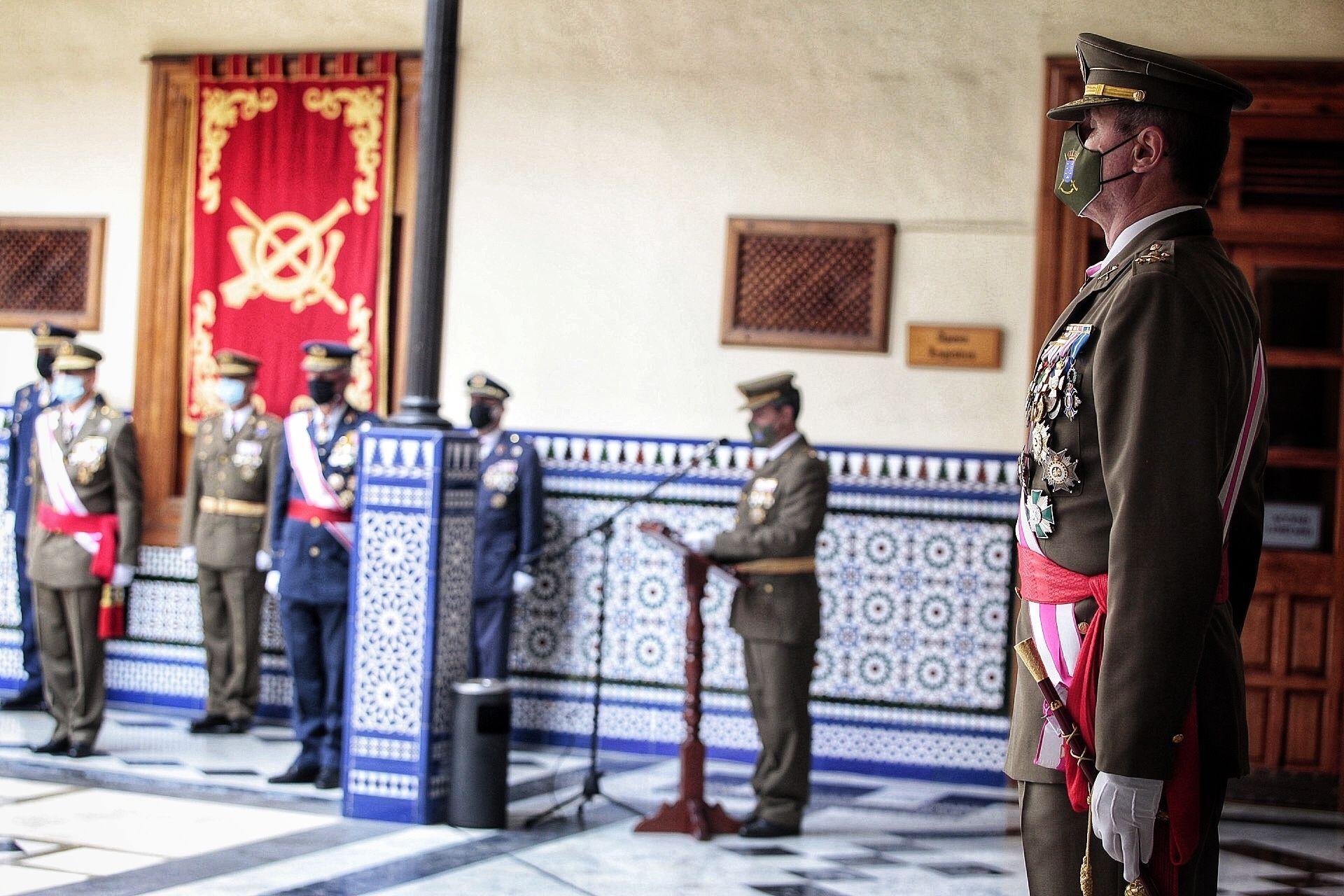 Celebración en Tenerife de la Pascua Militar