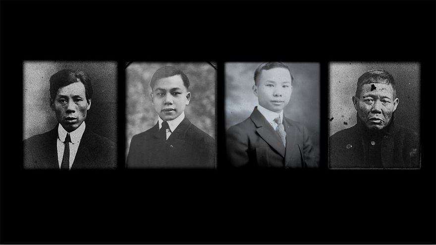 Los seis supervivientes chinos del 'Titanic' que fueron tragados por la Historia