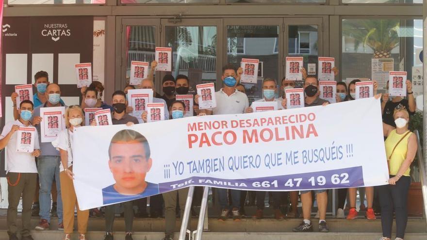 """Isidro Molina: """"Si la Policía está trabajando después de cinco años es porque tiene algo"""""""