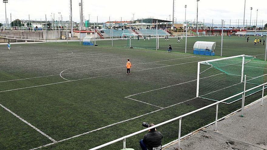 Un campo de la Torre dispondrá de césped homologado para jugar competiciones de rugby