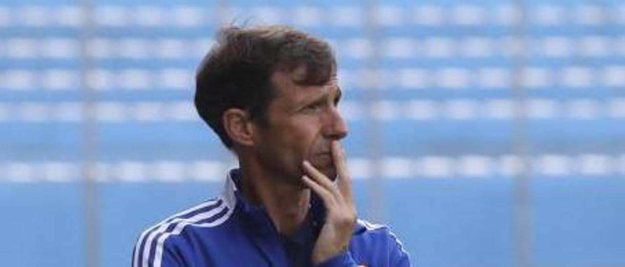 José Ángel Ziganda.   Ricardo Solís