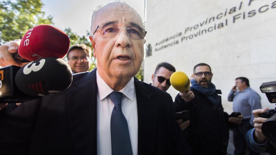 La Generalitat Valenciana también recurrirá la sentencia contra el exconseller Blasco