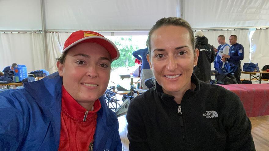 Fátima Gálvez y Paqui Muñoz afrontan la prueba de la Copa del Mundo de Lonato