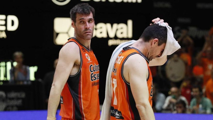 El Valencia Basket se inmola