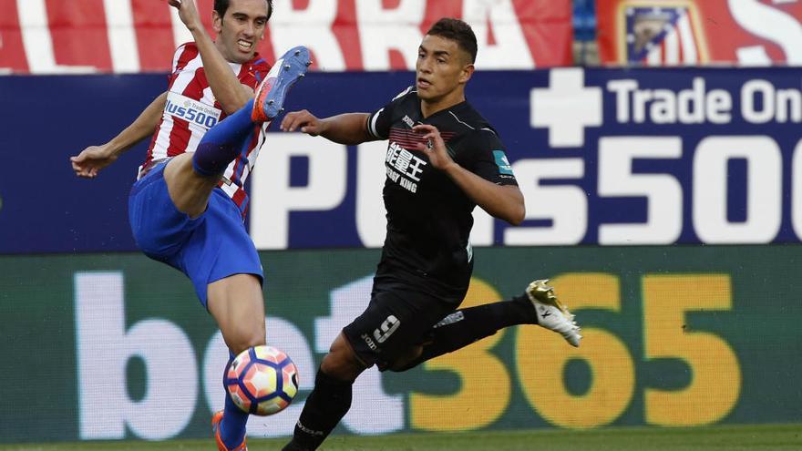 El Atlético aplasta al Granada