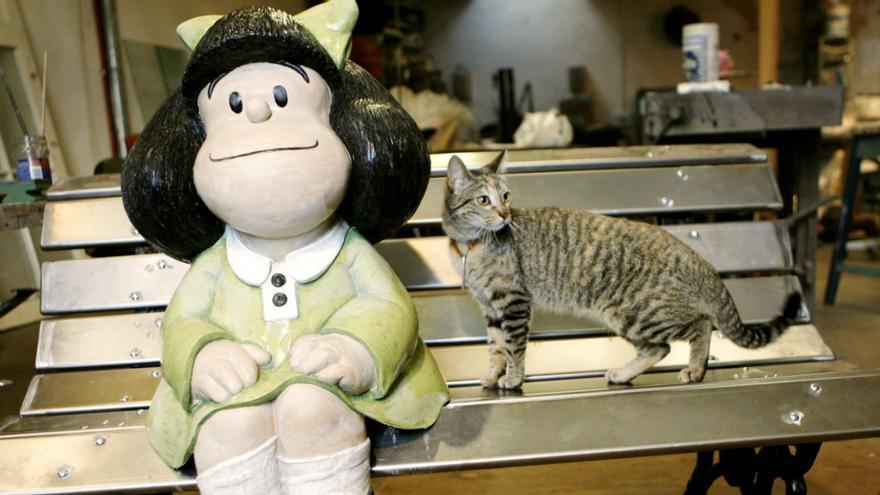 Mafalda vive, la lucha sigue