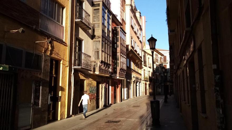 Zamora capital, esta mañana de miércoles.