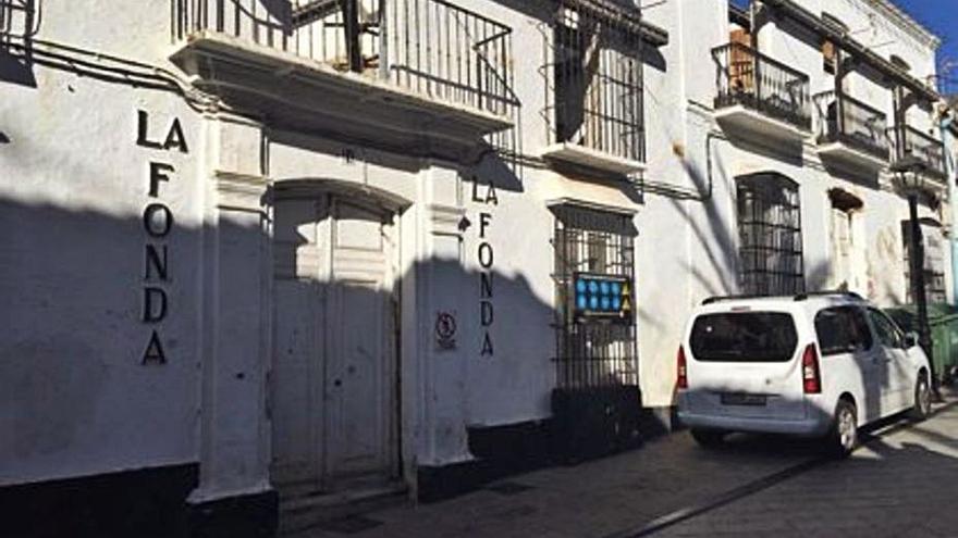 La rehabilitación del hotel La Fonda estará terminada en un año