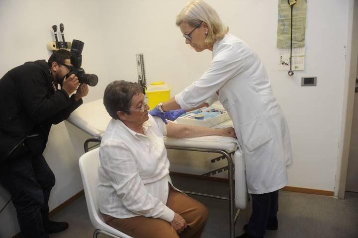 Comienza la campaña de vacunación en Galicia