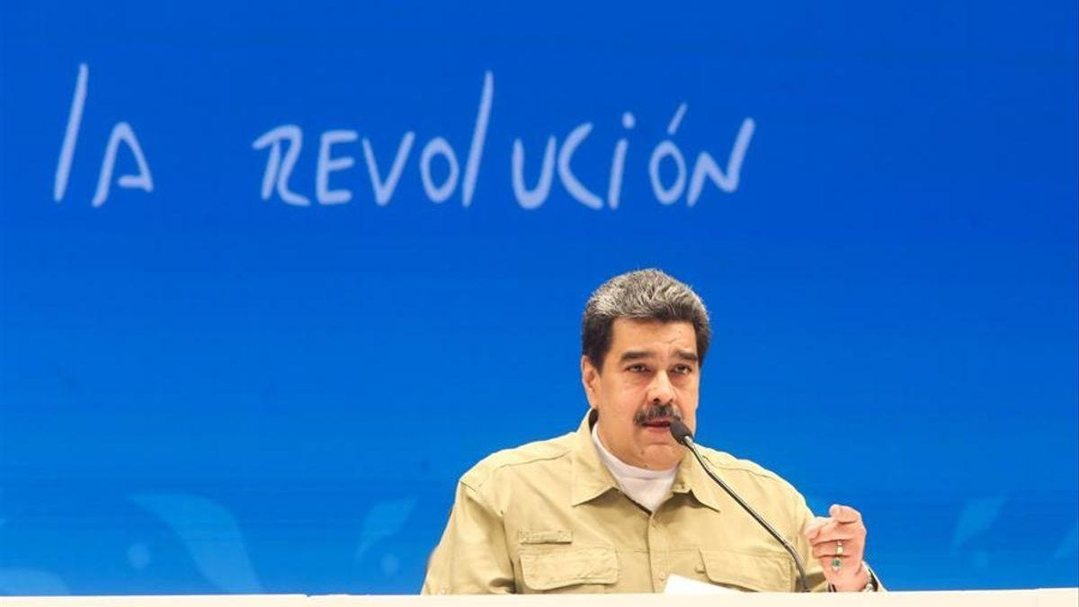 """Maduro ordenar """"revisar a fondo"""" las relaciones con España"""