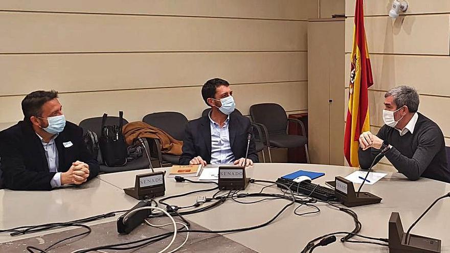 El Pi acuerda un plan de acción conjunto sobre insularidad con Coalición Canaria