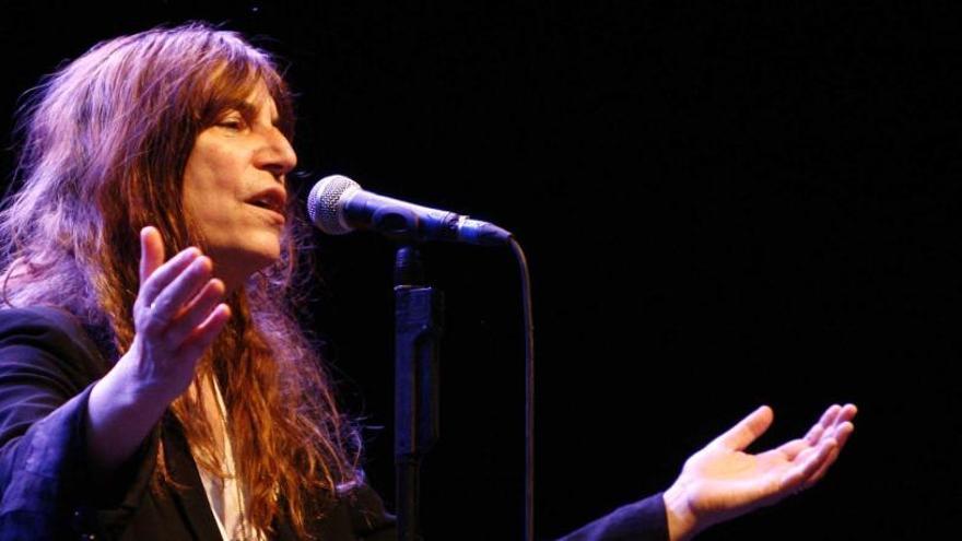 Patti Smith, God Save de Queen i Luz Casal actuaran al festival Porta Ferrada