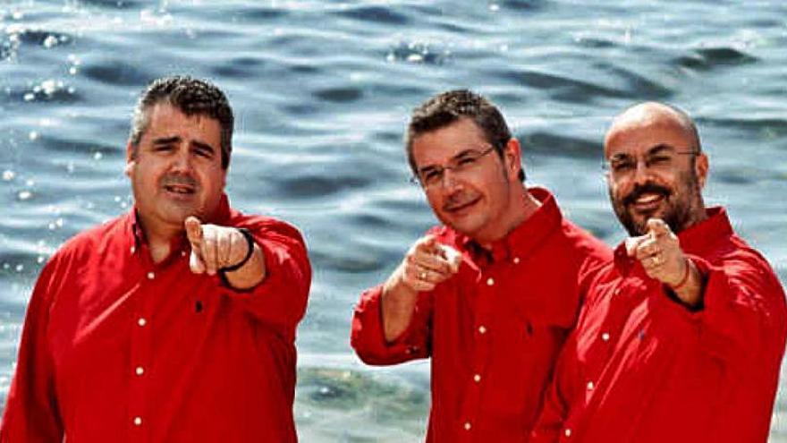 Les havaneres de Peix Fregit, a tocar la platja