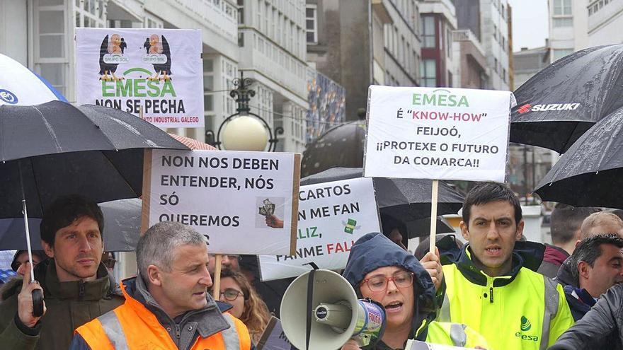 La banca acreedora rechaza la oferta de Lago para salvar Emesa y aboca al ERE de extinción