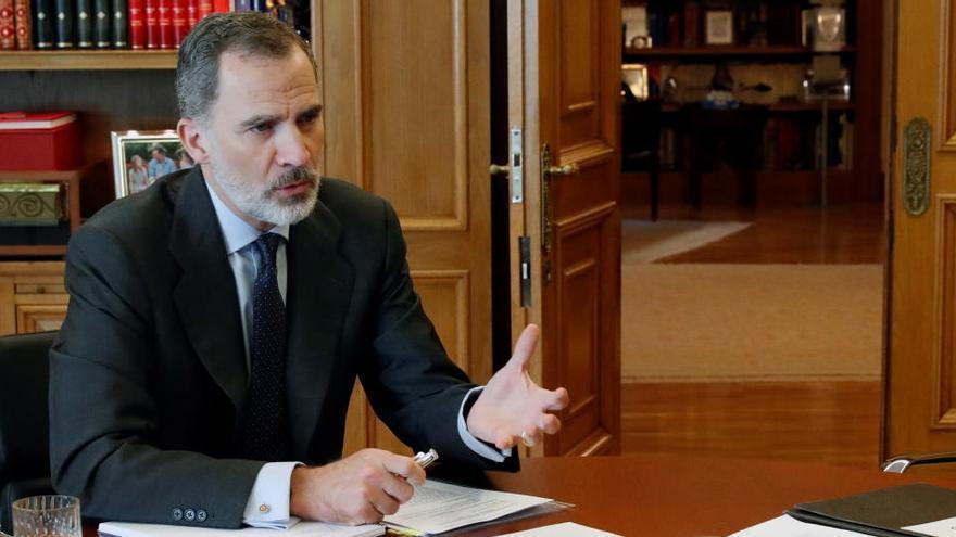 El Rey Felipe VI clausurará la Cumbre de la CEOE