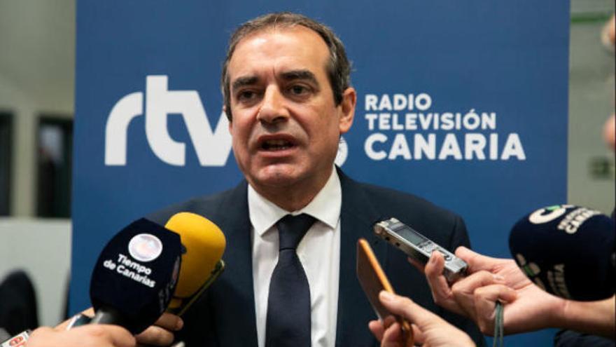 Francisco Moreno desmiente que tenga cerrado un acuerdo para presidir RTVE