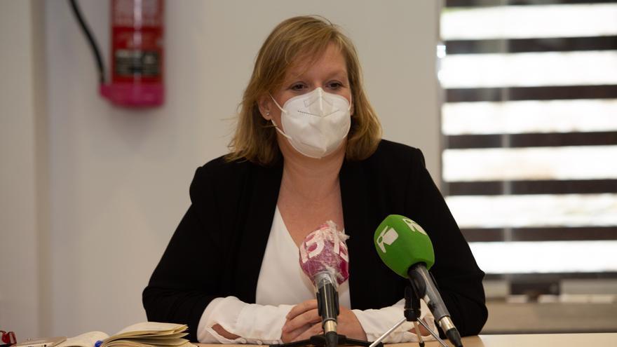 Núria Riera, exculpada del cobro irregular del plus de residencia