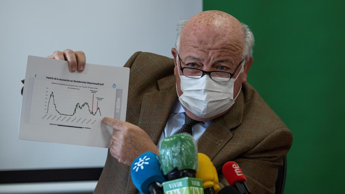 Jesús Aguirre ha inaugurado este lunes el nuevo Laboratorio de Salud Pública de Jaén