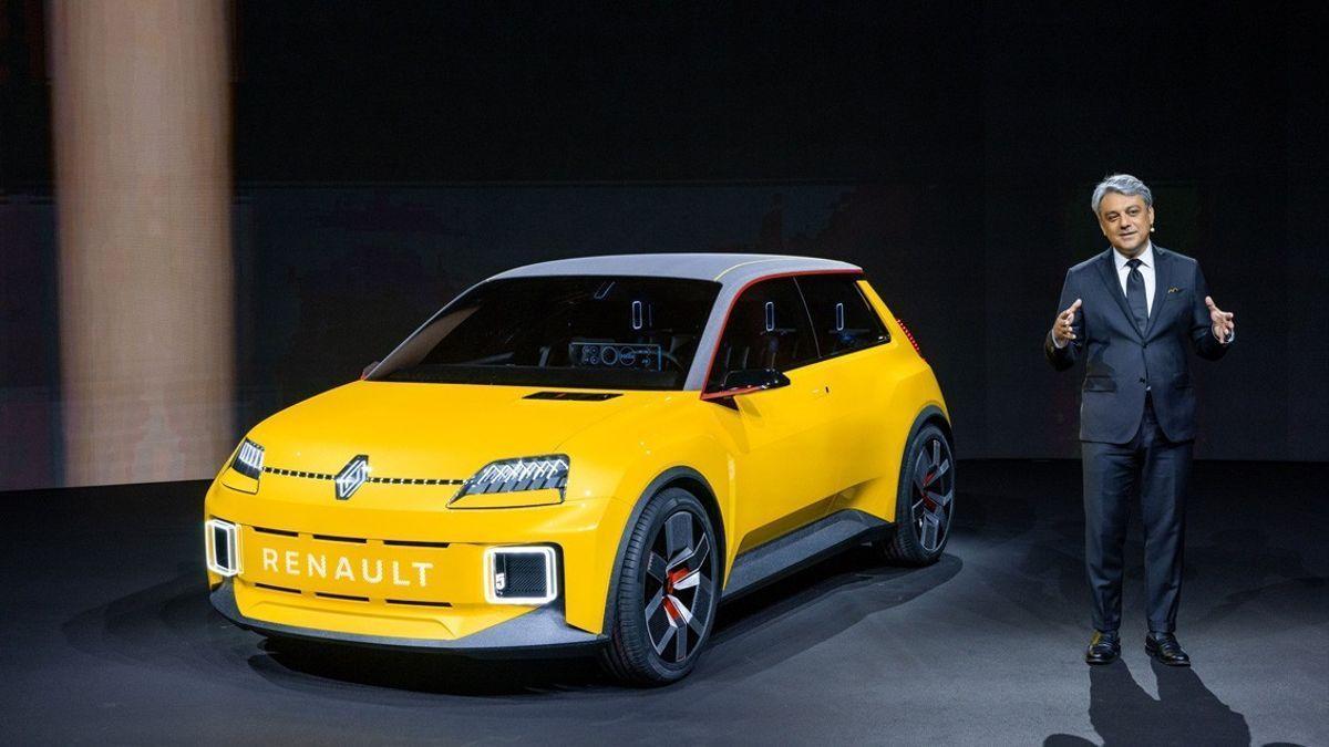 Renault confirma la adjudicación de cinco coches híbridos a sus plantas españolas