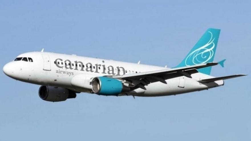 Canarian Airways conectará con siete destinos nacionales y europeos