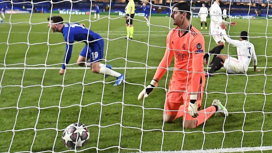 El Madrid despierta del sueño