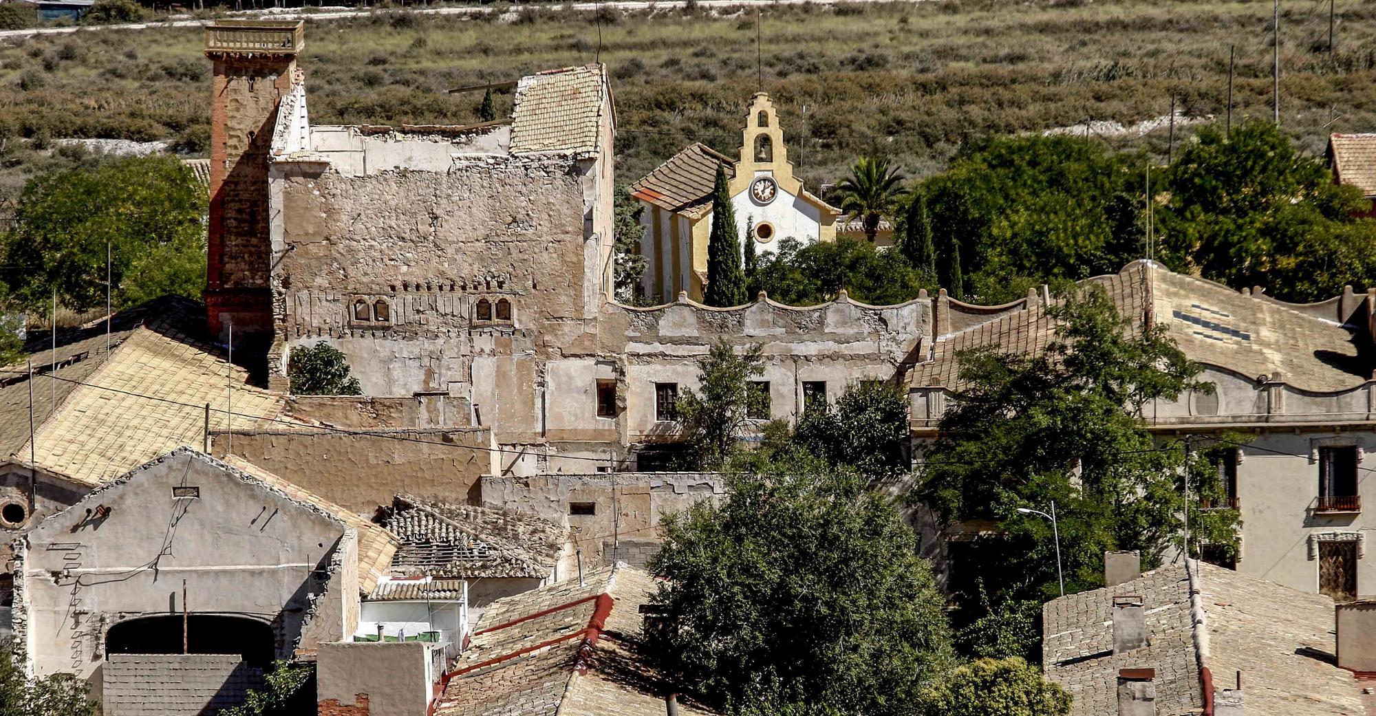 """Conoce el pueblo de """"L ´Alqueria Blanca"""". La Colonia Santa Eulalia"""