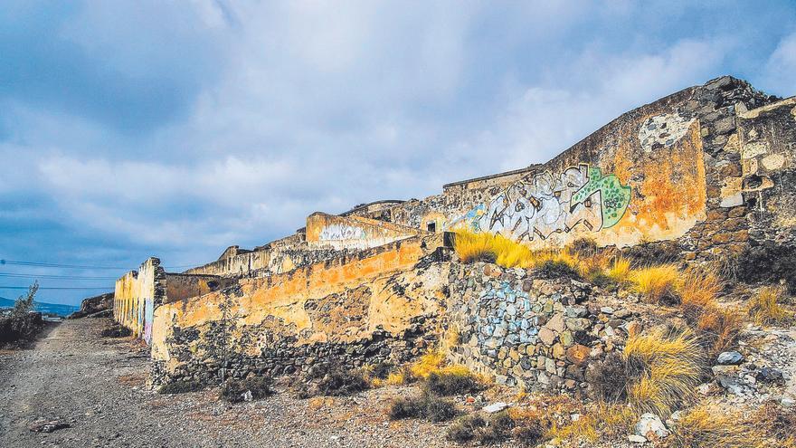 Unos sondeos buscarán construcciones ocultas en la Batería de San Juan