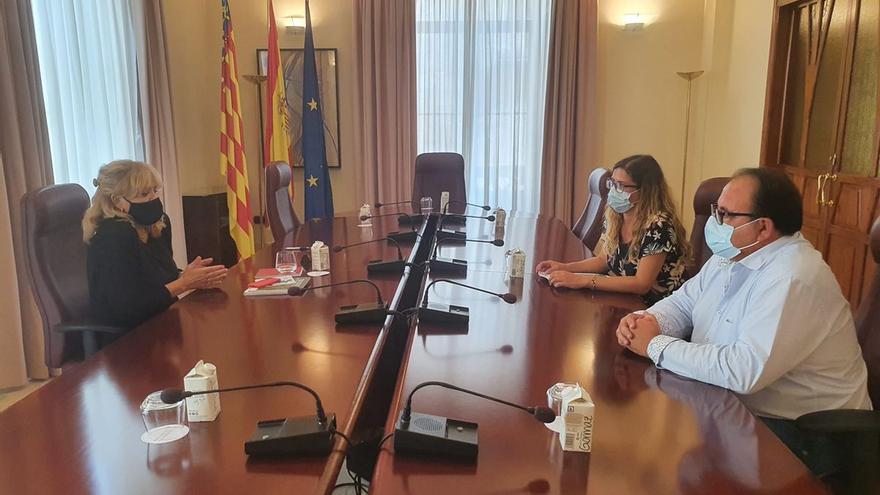 El GAL Maestrat Plana Alta plantea al Consell colaborar para atraer emprendedores al interior de Castellón