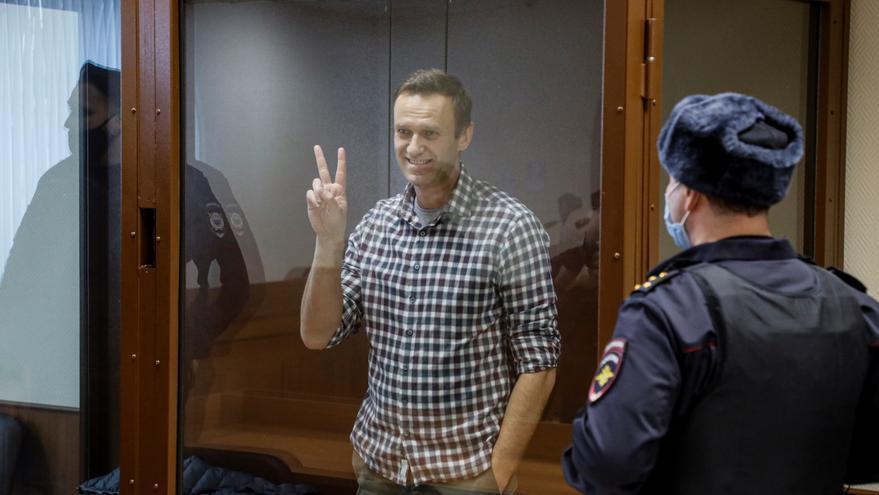 Estados Unidos sanciona al Gobierno ruso por el envenenamiento de Navalni
