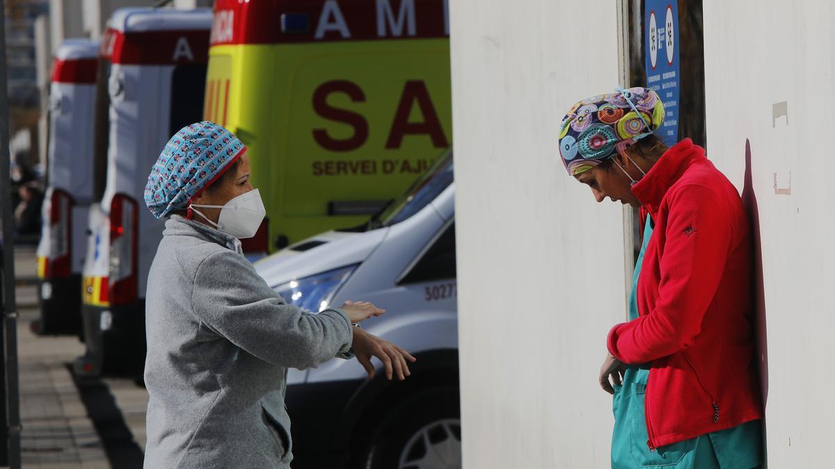 Coronavirus en la Comunitat Valenciana en directo: sigue la última hora de hoy de la Covid-19 en este 5 de marzo.