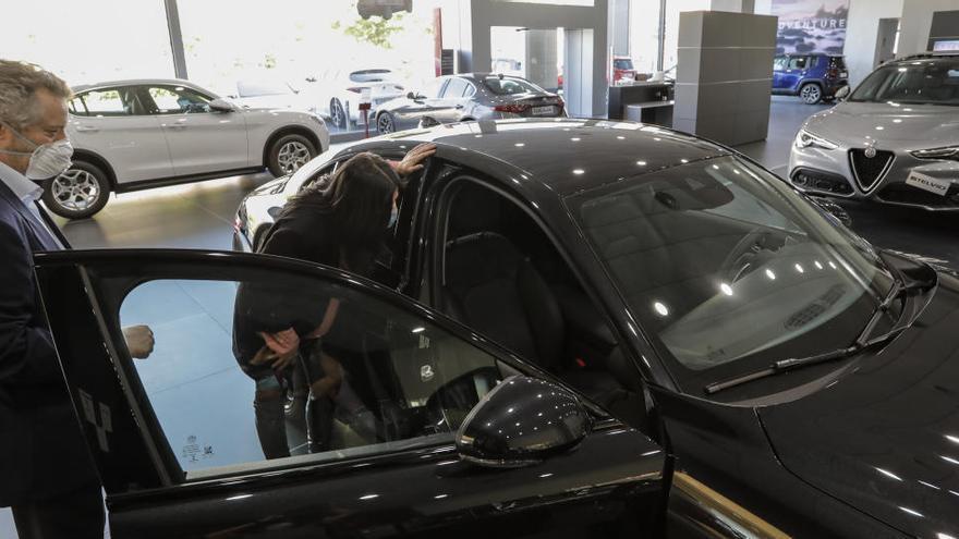 Requisitos para acceder a una ayuda al comprar un vehículo