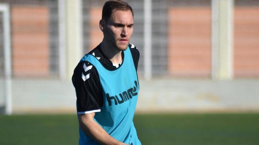 Cristian Herrera ya se ejercita con el CD Castellón