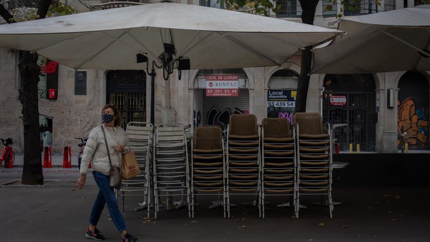 El negocio de los servicios de mercado cayó un 30,2 % en agosto en Canarias