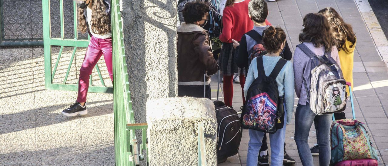 La tercera semana de abril no cierra ninguna aula por covid en la provincia
