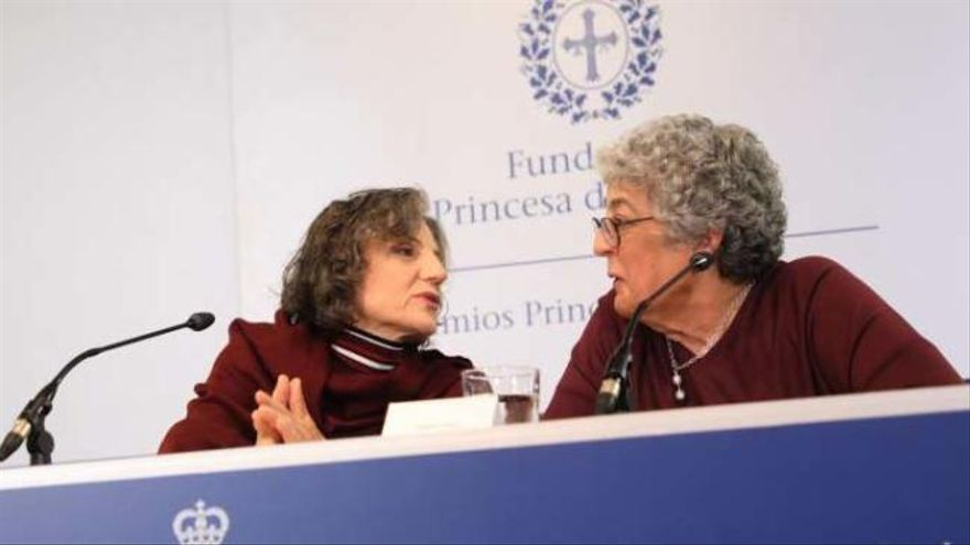 """""""No hacer nada por el cambio climático sería terrible para nuestros nietos"""", afirman las premio """"Princesa"""" de Investigación Científica"""