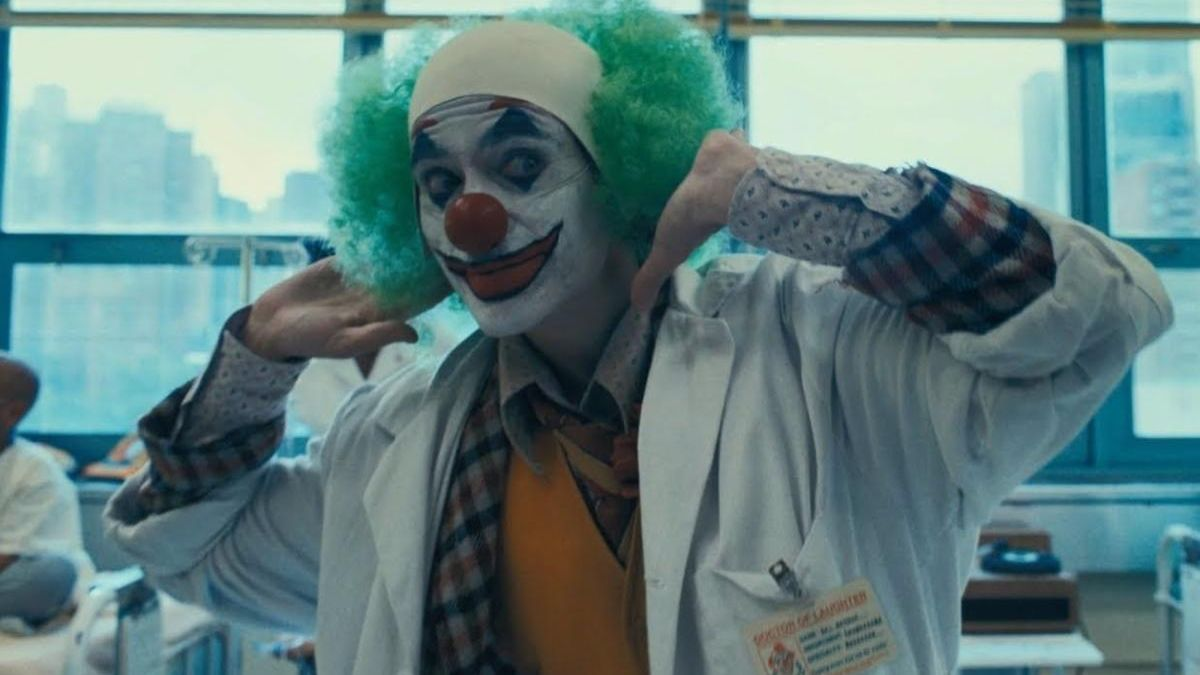 Fotograma del 'Joker'.