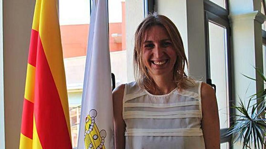 La sobiranista Noèlia Ramírez esdevé  la primera alcaldessa que té Balsareny