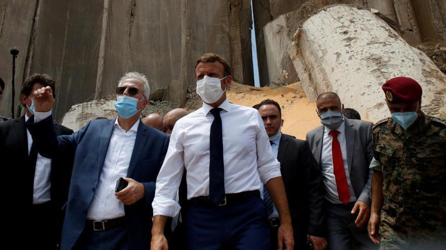 Francia y la ONU organizan una conferencia de ayuda