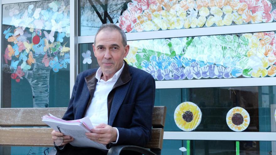 Josep Fernández: «L'infant i el jove són un tresor valuós»