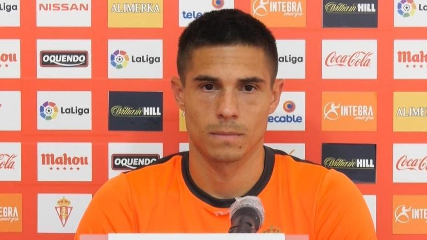 """Djuka: """"Tuve buena relación con todos los entrenadores, pero estoy mejor con Gallego"""""""