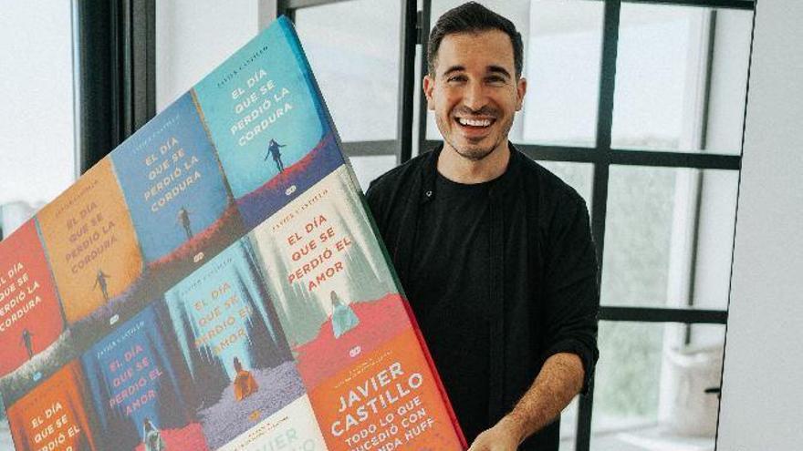 Javier Castillo, el malagueño del millón de ejemplares