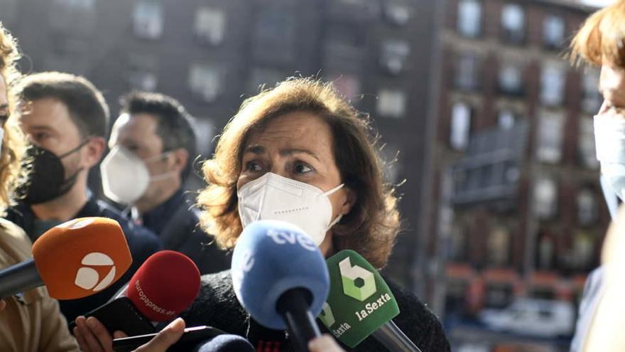 Calvo reprocha a Echenique su apoyo a los disturbios por Hasél