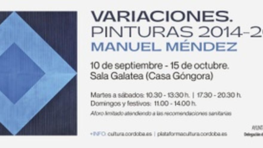 Variaciones. Pinturas 2014-2021