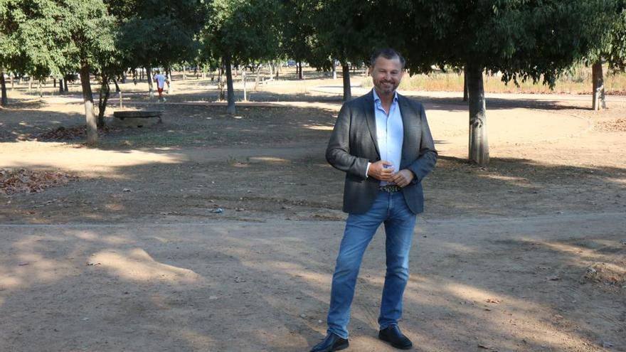 Infraestructuras adjudica la remodelación del parque de El Tablero y las obras se iniciarán en octubre