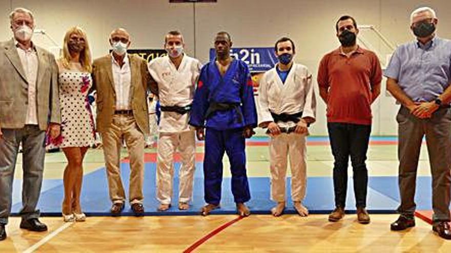 160 assistents segueixen la tretzena edició del Congrés de Judo Ciutat de Girona