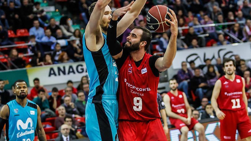 El Baxi Manresa fitxa per dos mesos el serbi Nikola Dragovic
