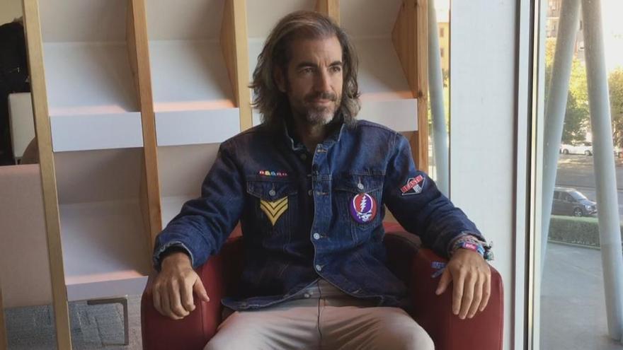 """Joe Pérez-Orive: """"'OT' no depende de lo bueno que seas sino de la canción que te toque"""""""